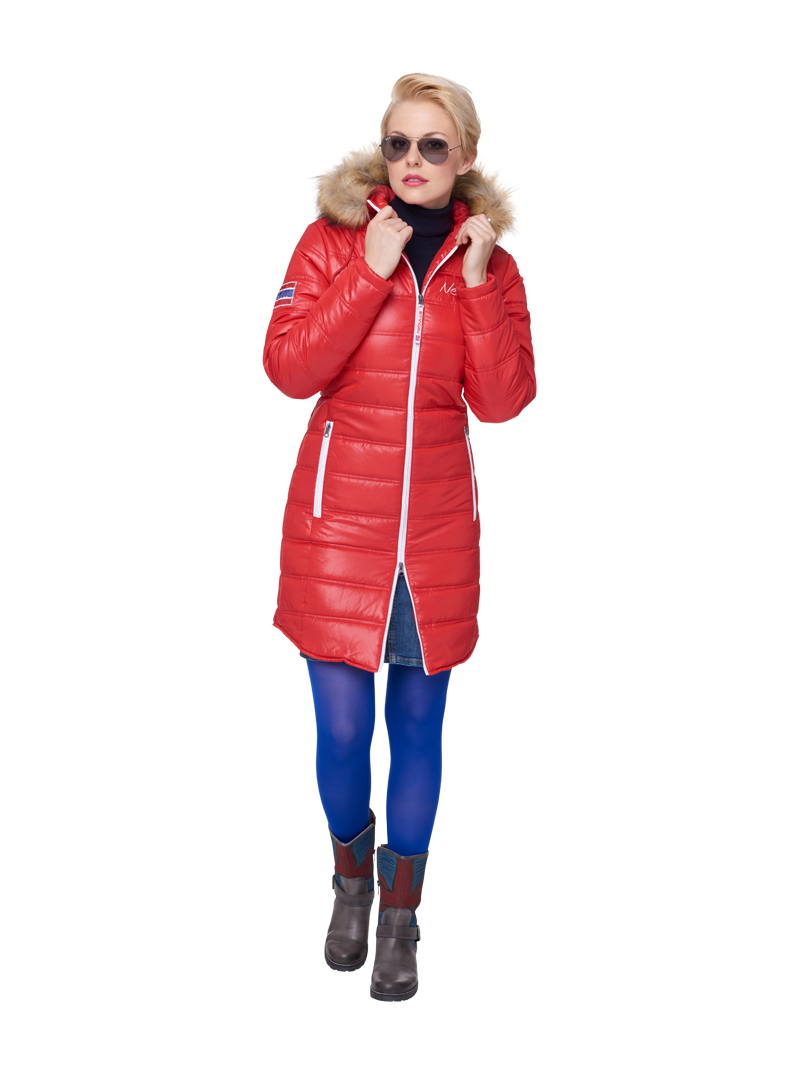 wintermantel cortina damen mit kapuze mantel t084 ebay. Black Bedroom Furniture Sets. Home Design Ideas