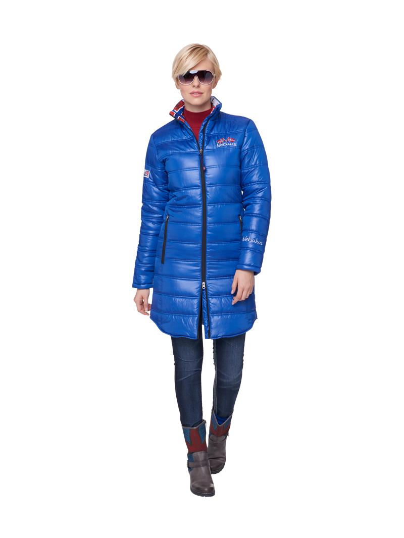nebulus wintermantel venus damen mantel daunenoptik warm t096 ebay. Black Bedroom Furniture Sets. Home Design Ideas