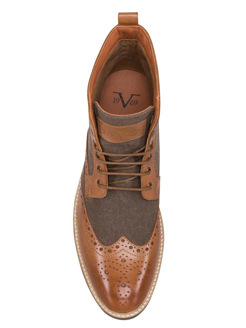 Details zu 19V69 VERSACE 1969 Business Schnürstiefel Schuhe, HANDMADE ( V60 )