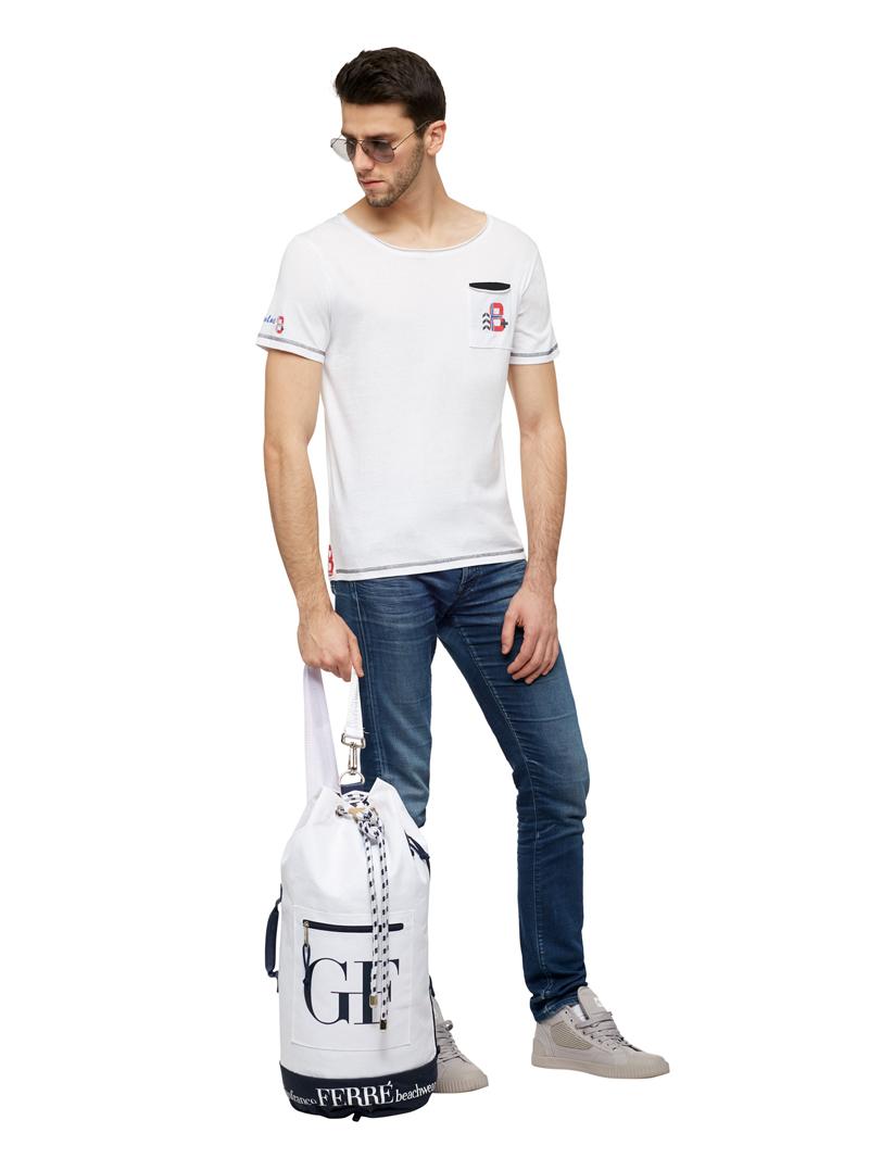 Nebulus T-Shirt HOLM Hemd T581 Rundhals