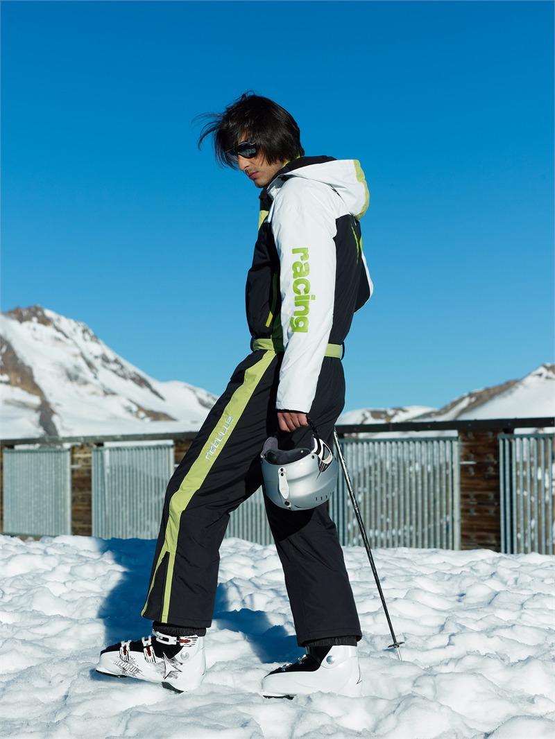nebulus skioverall arktis skianzug herren 10000 mm. Black Bedroom Furniture Sets. Home Design Ideas