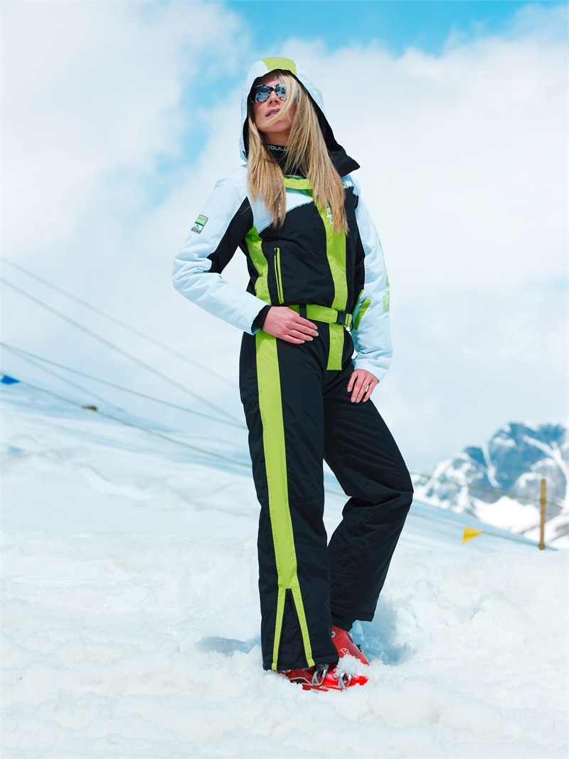 nebulus skioverall arktis skianzug damen l. Black Bedroom Furniture Sets. Home Design Ideas