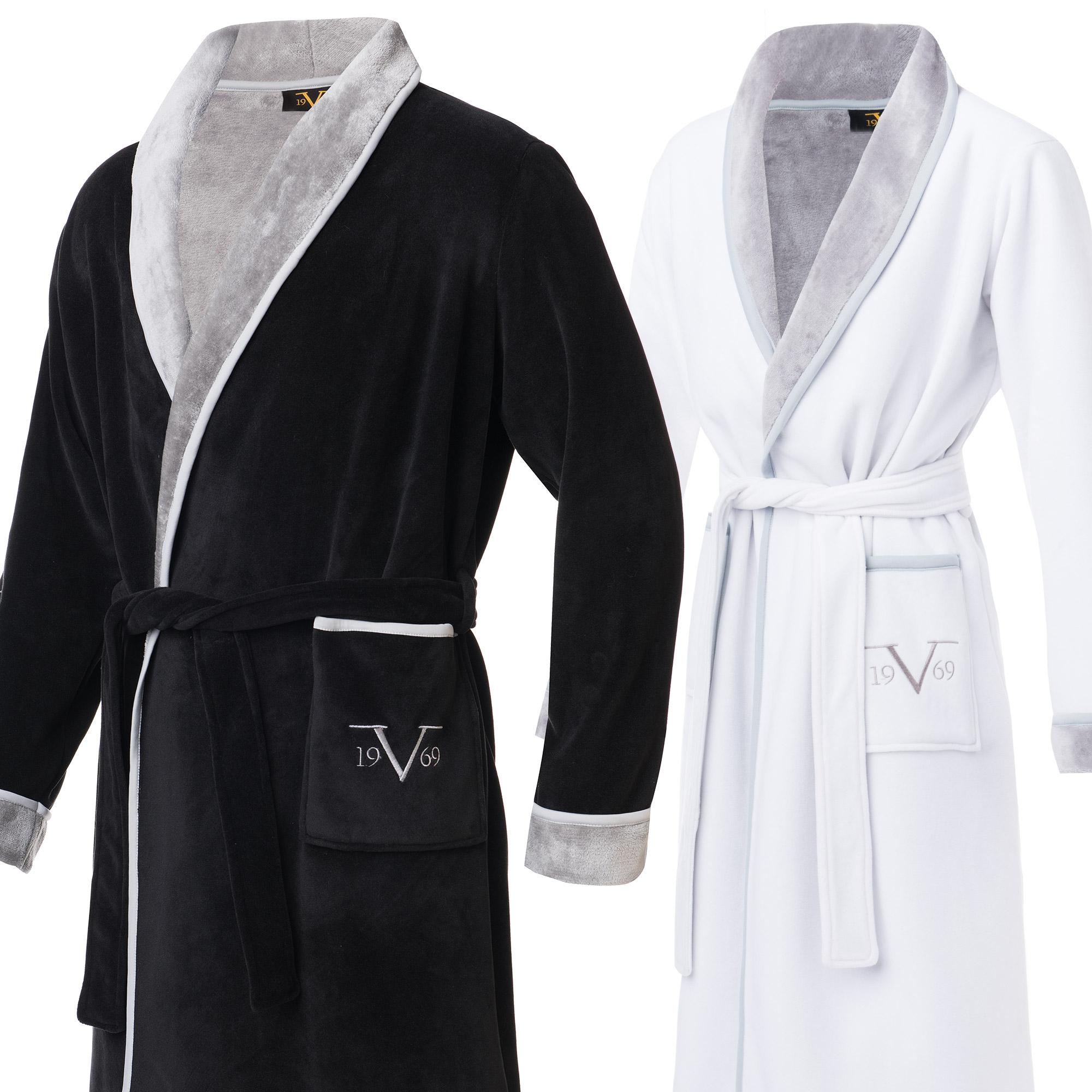geringster Preis Für Original auswählen guter Service Details zu 19V69 Versace 1969 Bademantel - Wellness Mantel ( V76 )