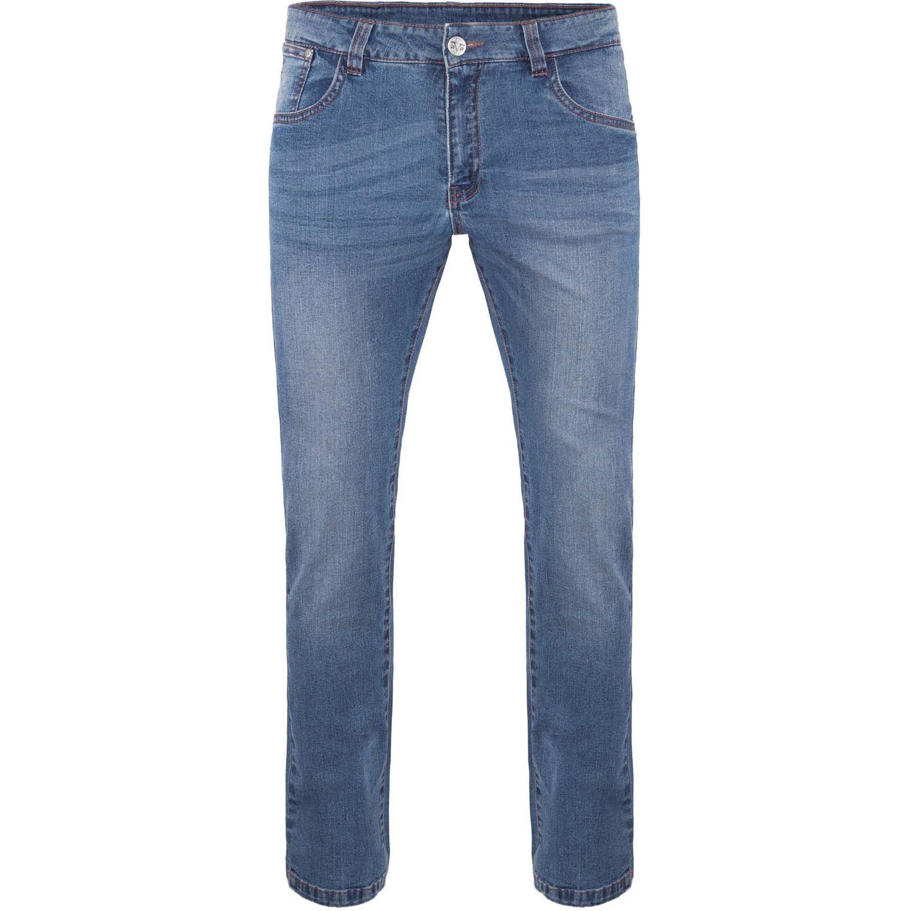 Pantalones de mezclilla de 19V69 hombres W32/L32 azul