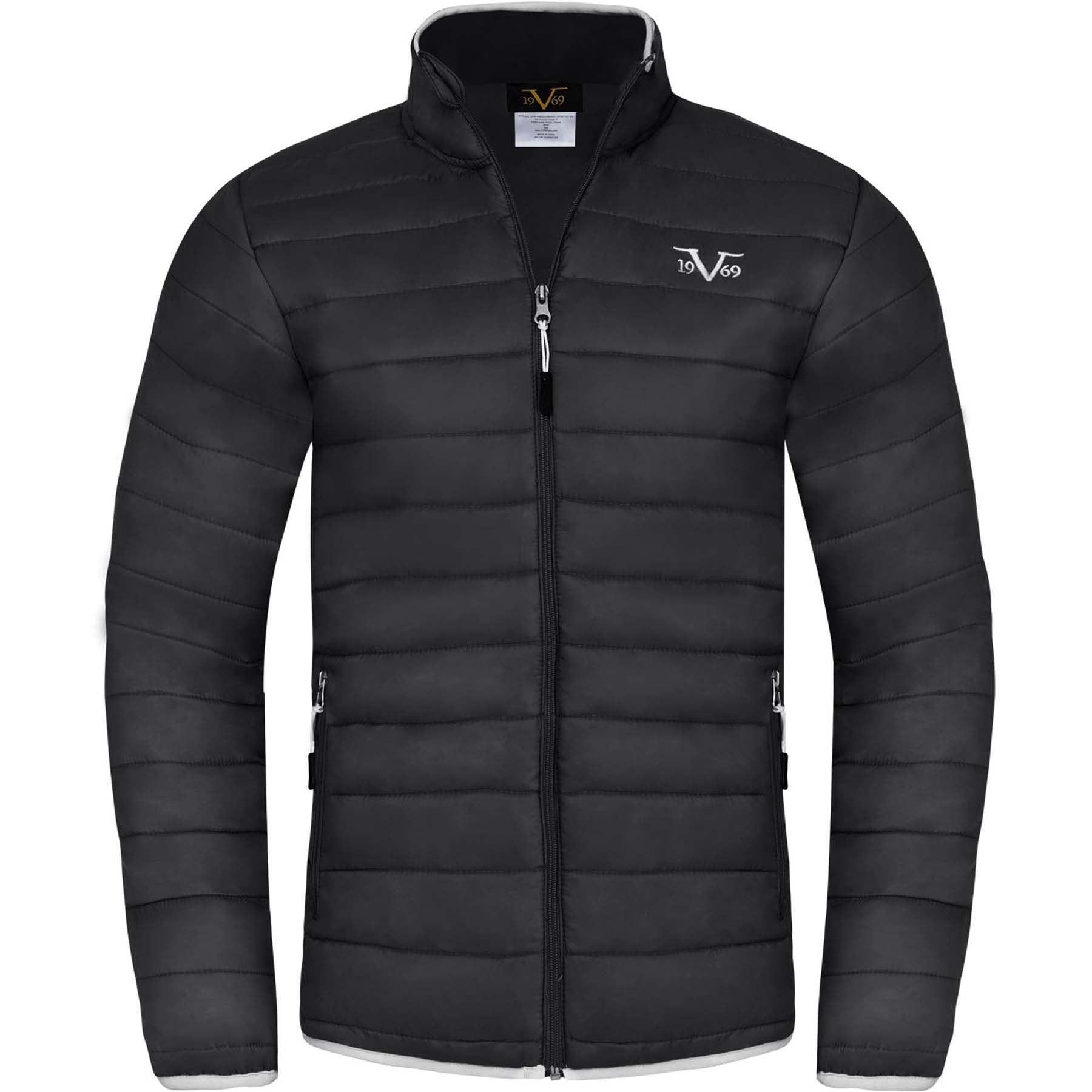 d6ce608e 19V69 winter jacket men M black