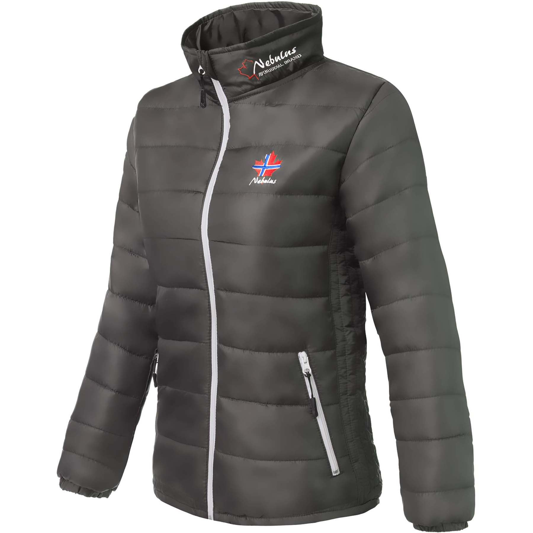Winterjas Women.Winterjacket Solden Women S 36 Darkgrey