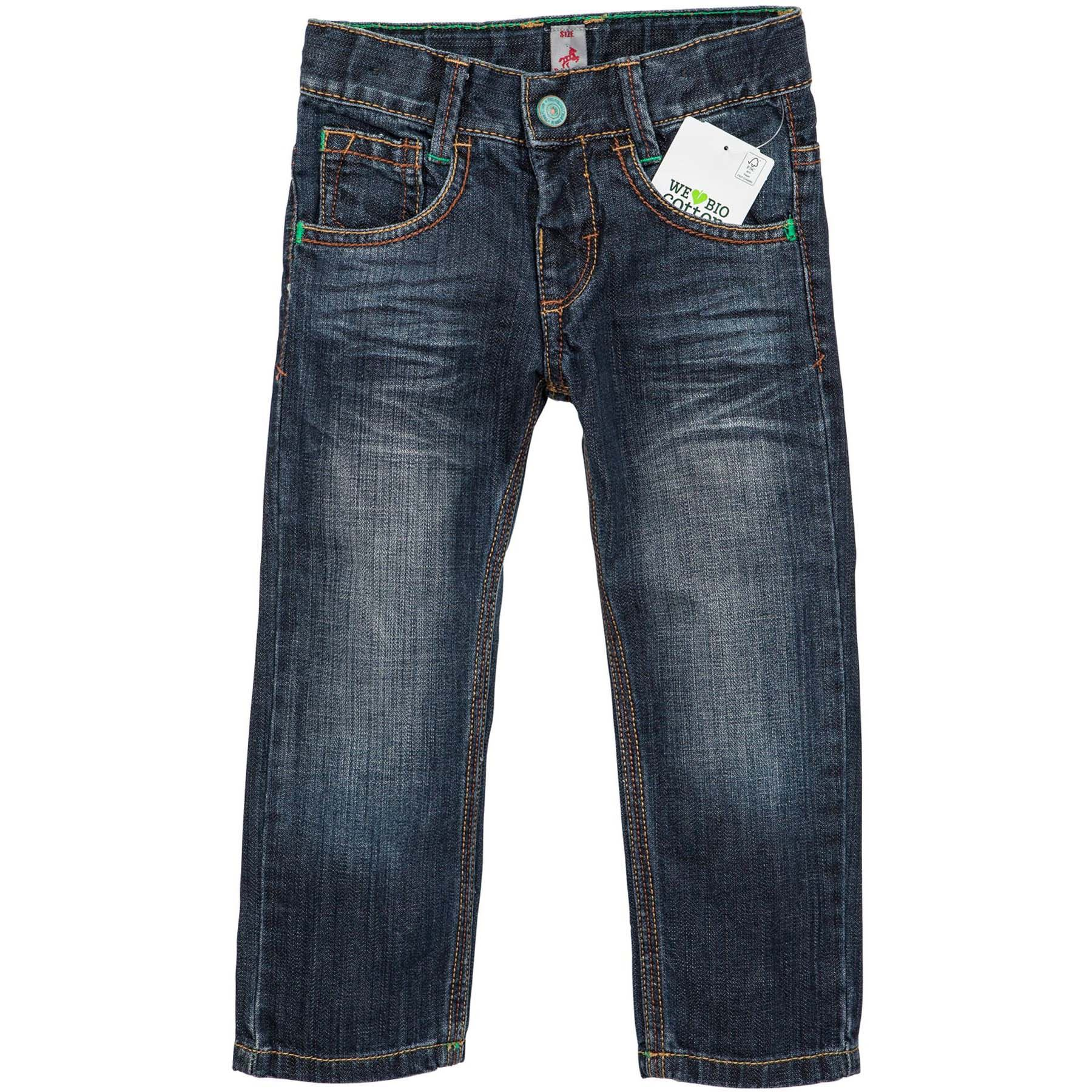 kinder jeans usedlook dunkel 3er pack kinder dunkel 104. Black Bedroom Furniture Sets. Home Design Ideas