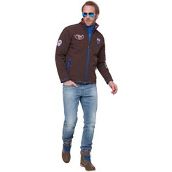 Softshell jacket BURNER Men