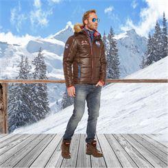Winterjacke NANGA
