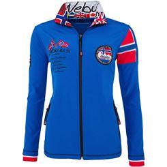 Softshell jacket MAVERIK Women