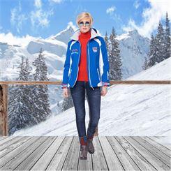 Skijacke STOCKHOLM