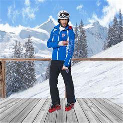 Skijacke SCHWEDEN SKI