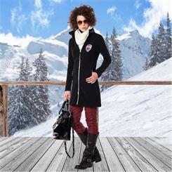 Winter Fleecemantel FEELY