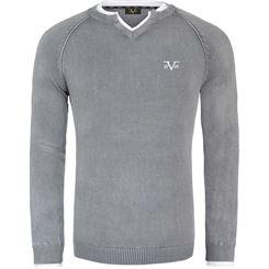 19V69 Pullover V-Neck