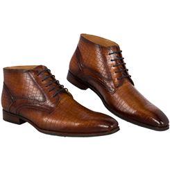 19V69 Versace 1969 Chelsea Boots Kroko-Style