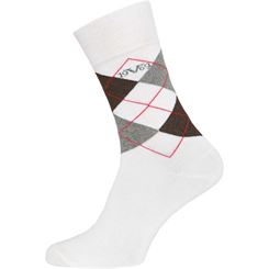 19V69 Versace 1969 5erPack Business Socken kariert