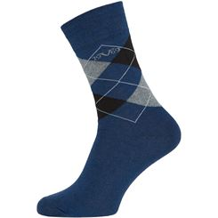 19V69 5erPack Business Socken kariert
