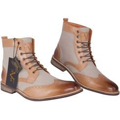 19V69 Business lace-up boots