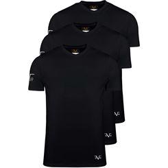 19V69 T-Shirt V-Neck 3er-Pack