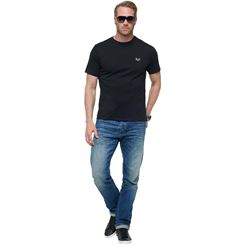 T-Shirt Round-Neck 3er-Pack
