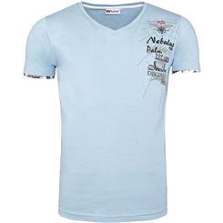 T-Shirt BLUE PEARL