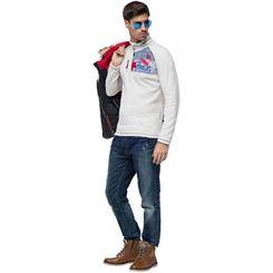 Fleece-Pullover LARNA