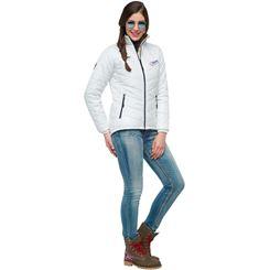 Glossy jacket LEMAN