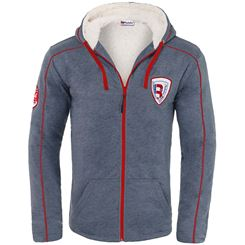 Fleece jacket BRISTEN