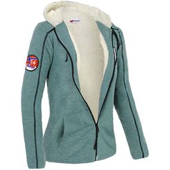 Fleece jacket BRISTEN