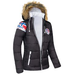 Winter jacket CAMPO Women