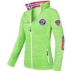 Fleece jacket OFFBACK