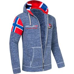 Fleece jacket SEARCHER