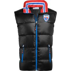 Vest with down HILLARY