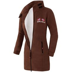 Fleece coat HAMBURG