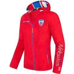 Fleece jacket KINGHOOD Men