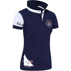 Polo shirt DEEP BLUE Women