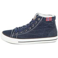 Sneaker Denim High