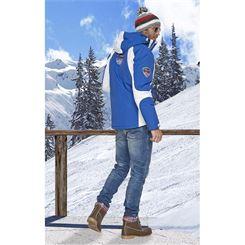 Skijacke DAVOS