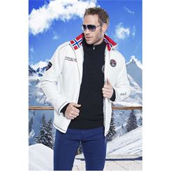 Softshell Jacke mit FELL MAESTRO FUR (Winter)