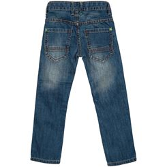 Kinder Jeans Usedlook hell 3er Pack