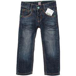 Kinder Jeans Usedlook dunkel 3er Pack
