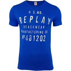 Replay T Shirt, Rundhals V2