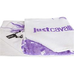 Just Cavalli Badetücher (Tigerkopf-Print)
