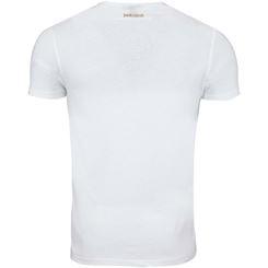 Just Cavalli T-Shirt C-Neck (Blumen-Print)
