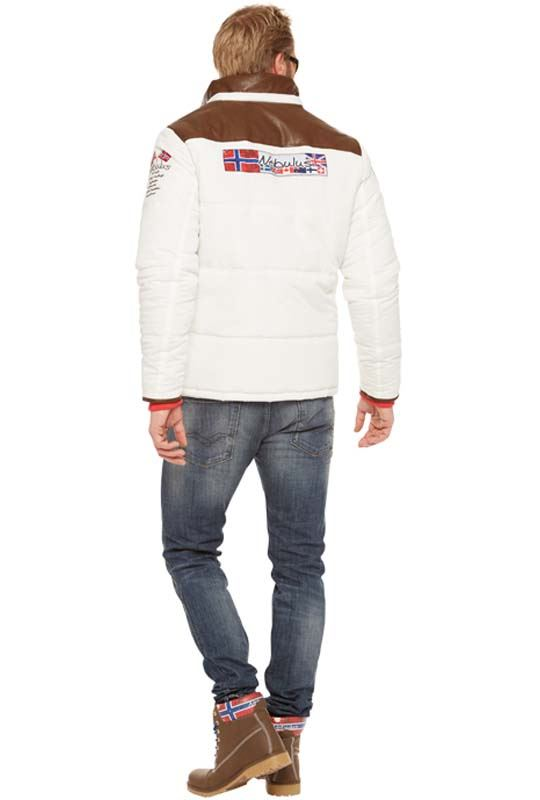 Winterjacket PARBAT Men weiß