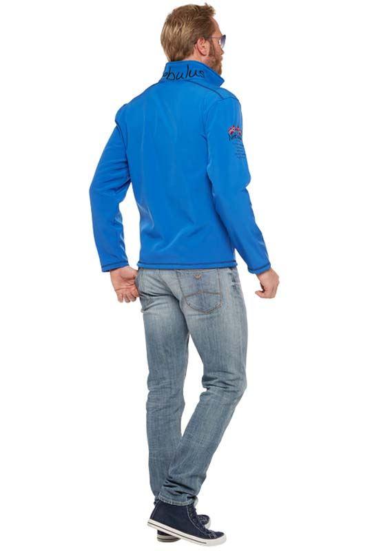 Softshell Jacket KANSAS Women kobalt