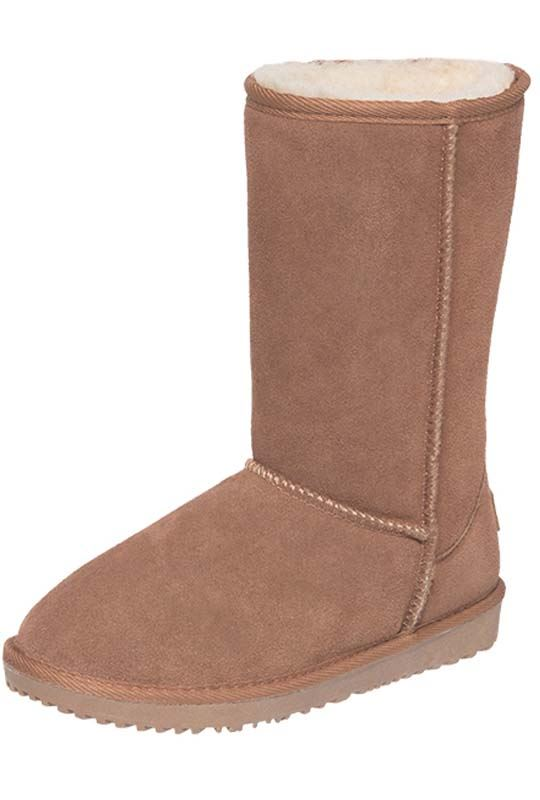 Boots QUEEN Women cognac