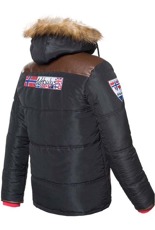 Winterjacket PARBAT Men schwarz