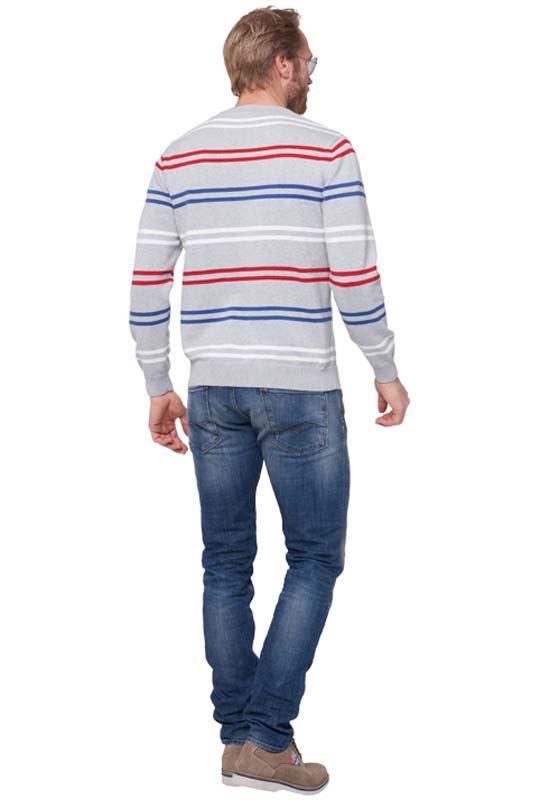 pullover CALGARY Men grau
