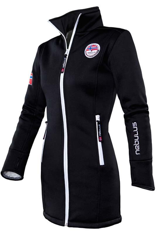 Softshell Jacket COLDER Women schwarz